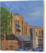 Auburn State Prison Wood Print