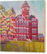 Auburn's Glory Wood Print