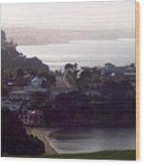 New Zealand - Secluded Cheltenham Beach Wood Print
