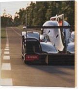 Audi R18 E-tron, Le Mans - 25 Wood Print