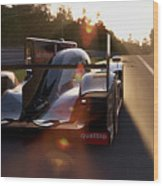 Audi R18 E-tron, Le Mans - 28 Wood Print