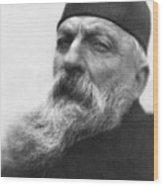 Auguste Rodin (1840-1917) Wood Print