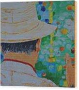 Aurturo Fuente  Wood Print