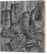 Ausgedient 2 Wood Print