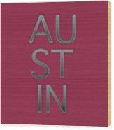 Austin Wood Print