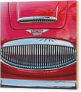 Austin-healey 3000mk II Wood Print