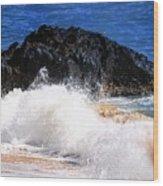 Australia Beach 2738 Wood Print