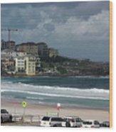 Australia - North Bondi Beach Wood Print