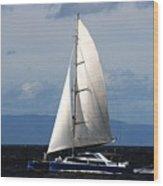 Australia Gbr 2484 Wood Print