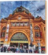 Australia Melbourne Part8 Wood Print