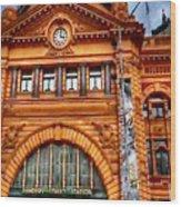 Australia Melbourne Part8b Wood Print