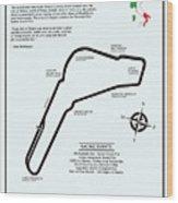 Autodromo Nazionale Monza Wood Print