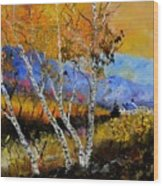 Autumn 61301 Wood Print