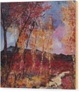 Autumn 6712545 Wood Print