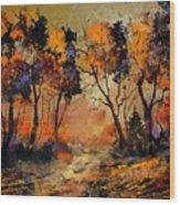 Autumn 766130 Wood Print