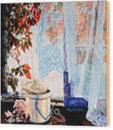 Autumn Aromas Wood Print