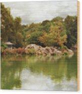 Autumn At Hernshead Wood Print