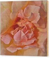 Autumns Rose Wood Print
