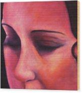 Ave Maria Wood Print