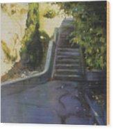 Avenue Gravier - The Shortcut Wood Print