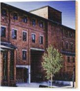 Avery Hall 5a Wood Print