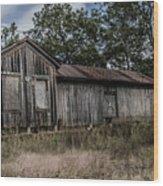 Avinger Depot 2 Wood Print