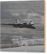 Avro Vulcan - Cold War Warrior Wood Print