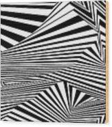 Awesomeness Wood Print