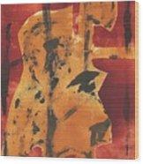 Axeman 3 Wood Print
