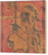 Axeman 10 Wood Print