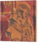 Axeman 11 Wood Print