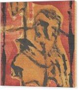 Axeman 7 Wood Print
