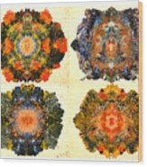 Axiology Wood Print