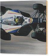 Ayrton Senna - Williams Renault Fw16 Wood Print