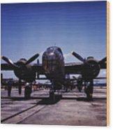 B-25 Bombers Wood Print