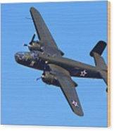 B-25 Mitchell, Doolittle Raiders Wood Print