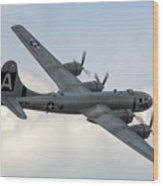 B-29 Superfortress Wood Print