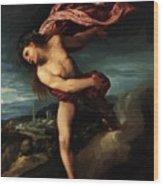 Bacchus 1524 Wood Print