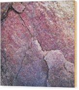 Background Dark Detail Block Of Stone Wood Print