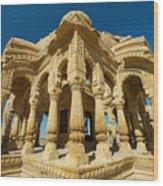 Bada Bagh  Wood Print