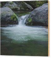 Badger Creek #4 Wood Print