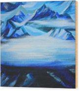 Baffin Island Wood Print