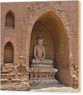 Bagan, Burma Wood Print
