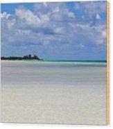 Bahamas Wood Print