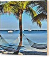 Bahamas Vacation Wood Print