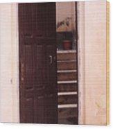 Bahian Opening Wood Print