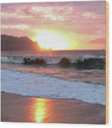 Baker Beach IIi Wood Print