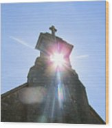 Ballinafad Blessing / Reflections Of The Light Through Time Wood Print