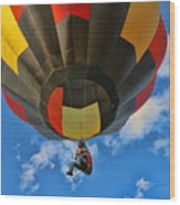 Balloon Fantasy 28 Wood Print