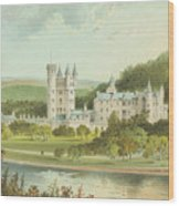 Balmoral Castle, Scotland Wood Print